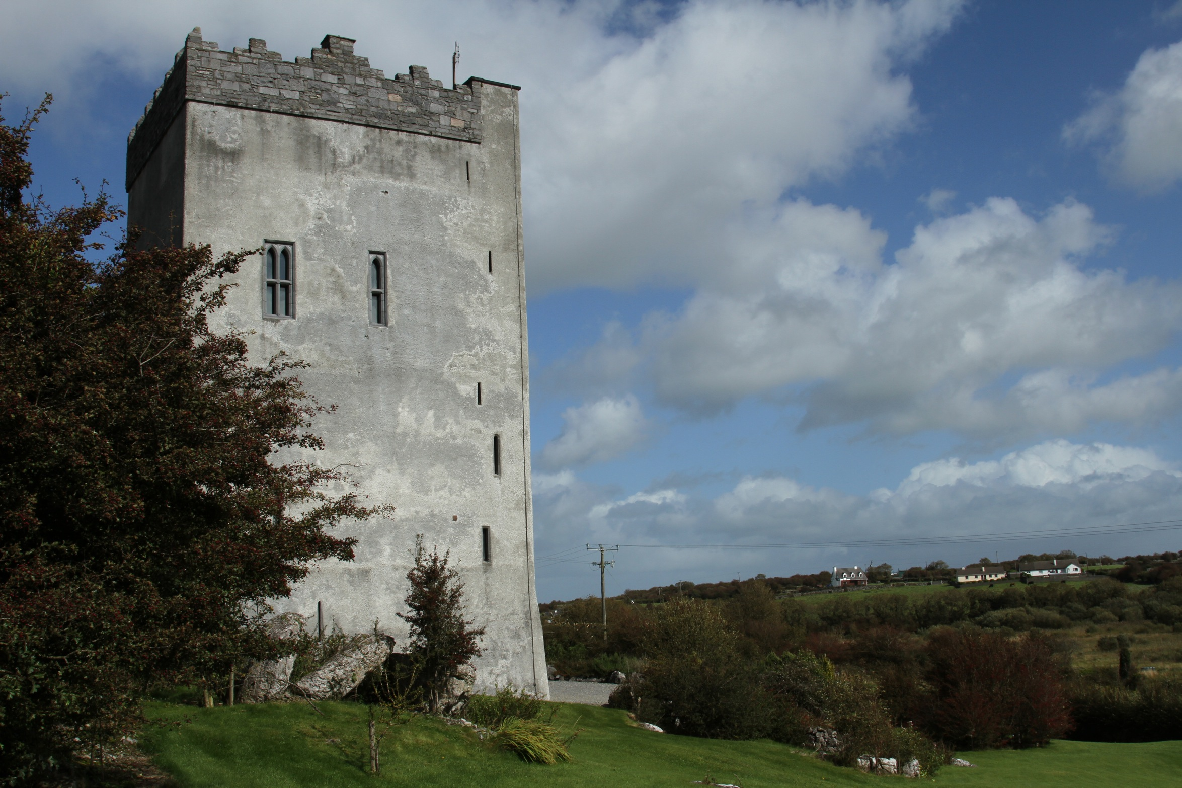 Castles for sale: BALLINDOOLEY castle in ireland