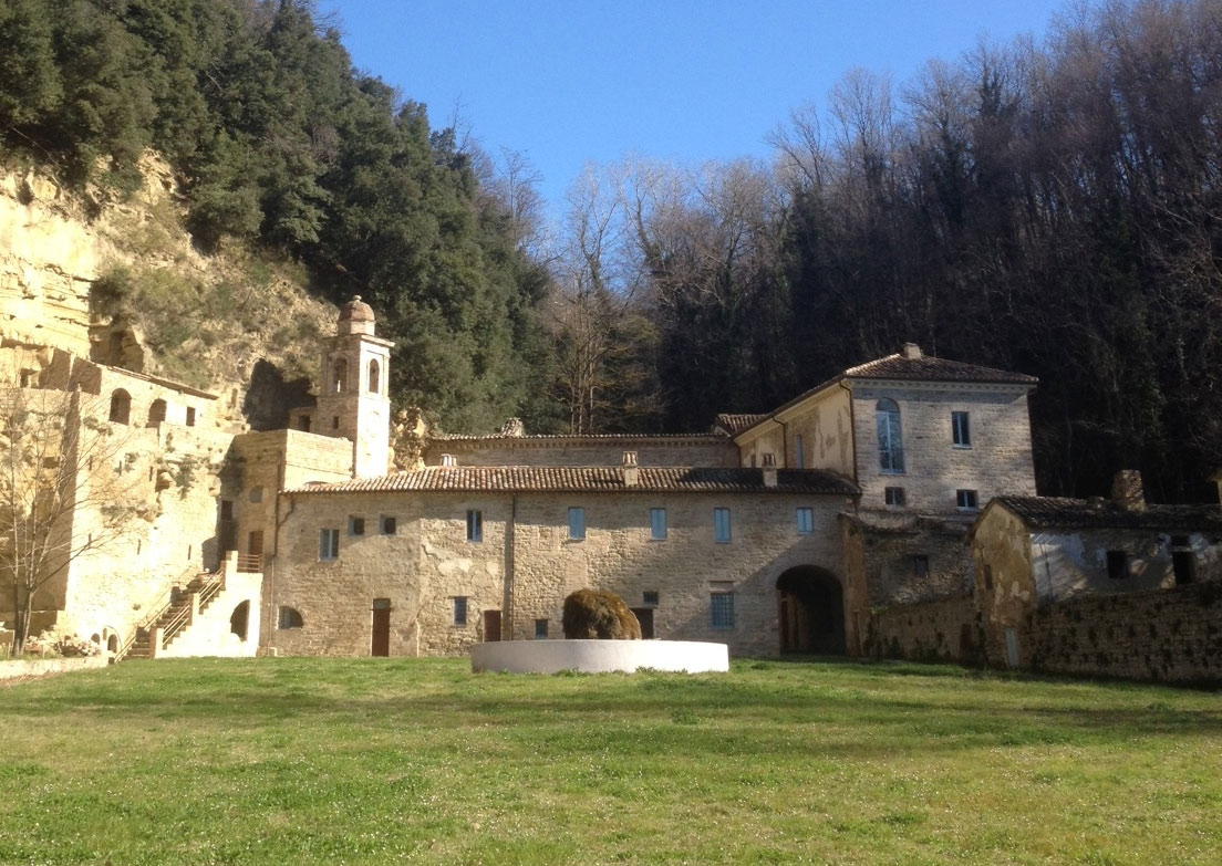 Eremo for sale in Italy